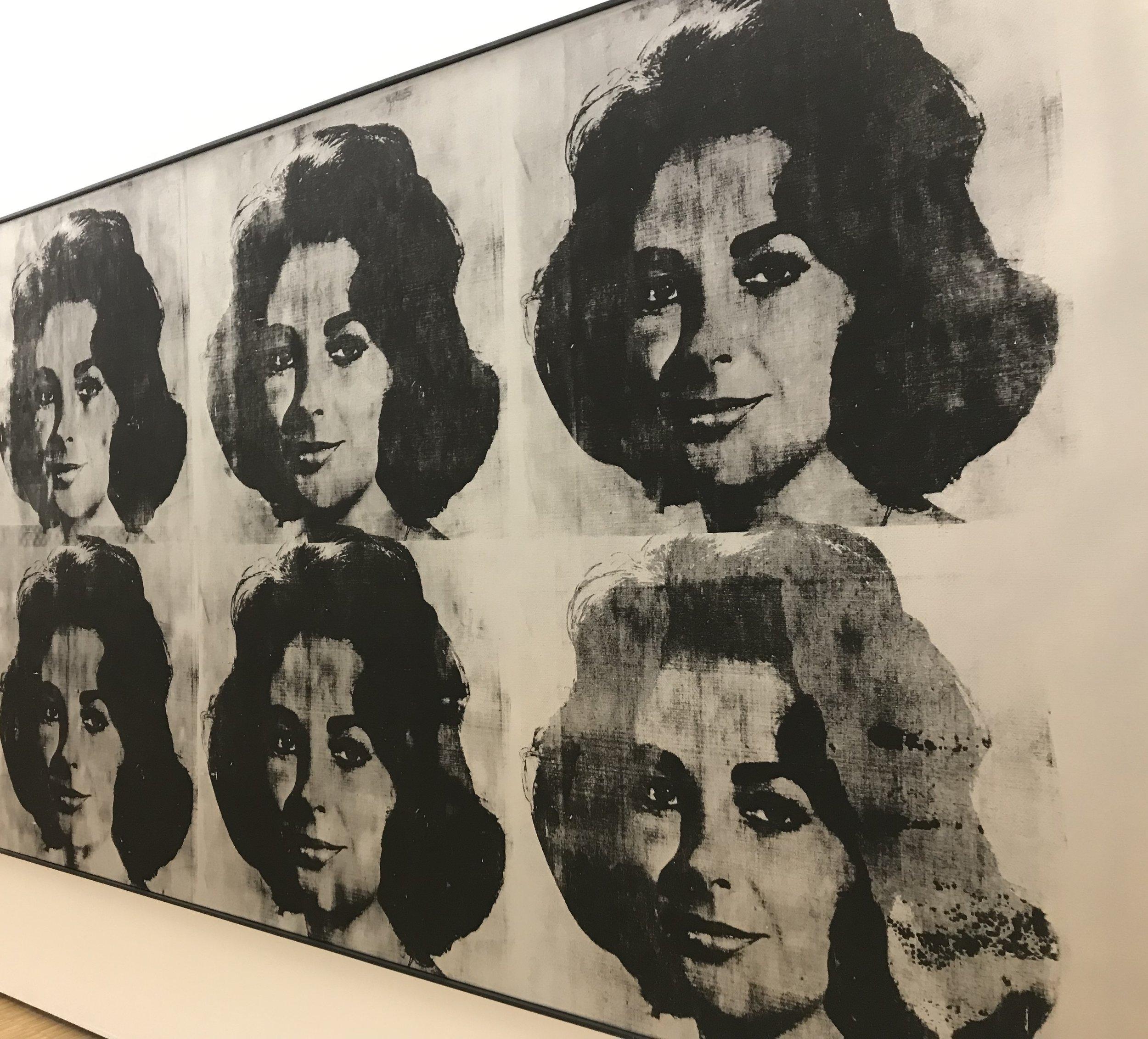 VISITE DU MUSÉE NATIONAL D'ART MODERNE AU CENTRE POMPIDOU
