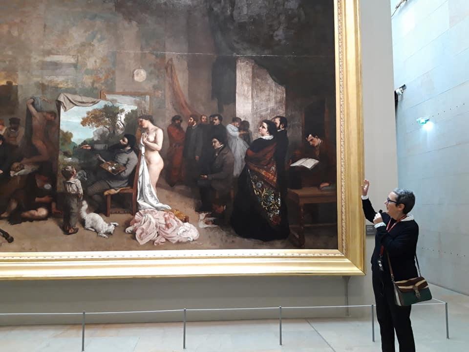 Une visite au Musée d'Orsay