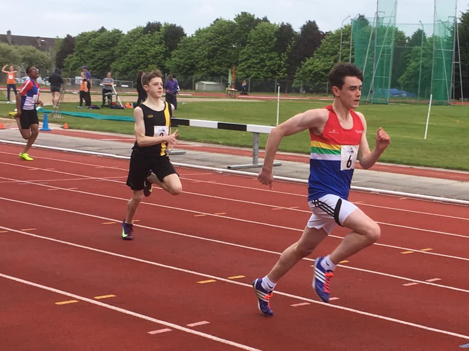 Round 2 of the YDL - The Club combined yet again with our island counterparts
