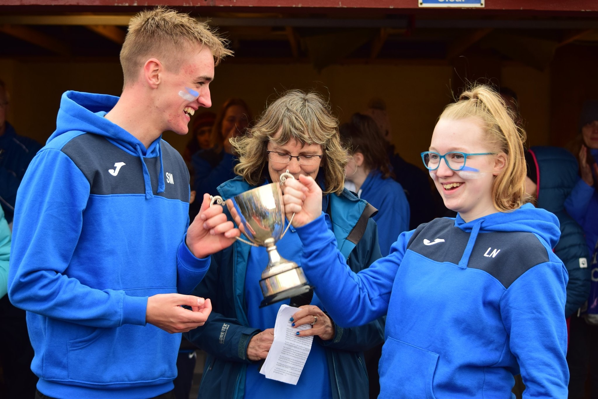 Shetland beats neighbours Orkney - Shetland retains the Ian Williamson Cup by a score of 56-40