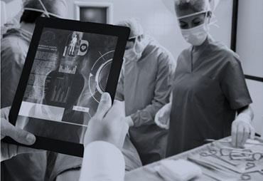 Lynxcare - Opvolging van prothesen en collectie van wetenschappelijke data