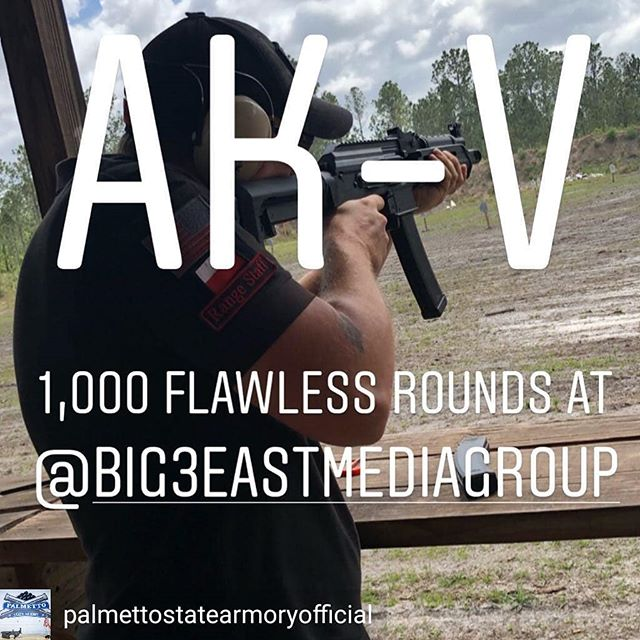 Reposted from @palmettostatearmoryofficial -  Having a great time showing off the latest production of our AK-V here in #Daytona for Big 3 East Media. @big3eastmediagroup #ak #pistol #9mm #gun #America #2A#big3east #big3eastmedia #cenfloverland #overlanding #shwell #lifeisshwell #trd #4runner #trdpro #offroad #toyota @shwell11 @big3east - #regrann