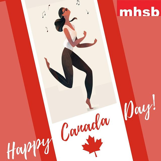 Wishing you a bright and fun-filled holiday!! 💃🍁🐿🏞🎆 #canadaday #torontofamilies #keepdancing #danceintoronto