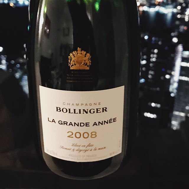 The vintage that Bollinger decided to become a grower champagne. All to the good: oaky yes but with definition, precision and above all, no oxidation! Imagine! Great wine. Thank you Joe