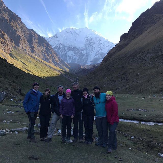 Thank you Peru for a wonderful ten days spent trekking Salkantay, ending up in Machu Picchu before heading to the world's highest navigable lake, Titticaca, to see the amazing floating, inhabited, Uros Islands.