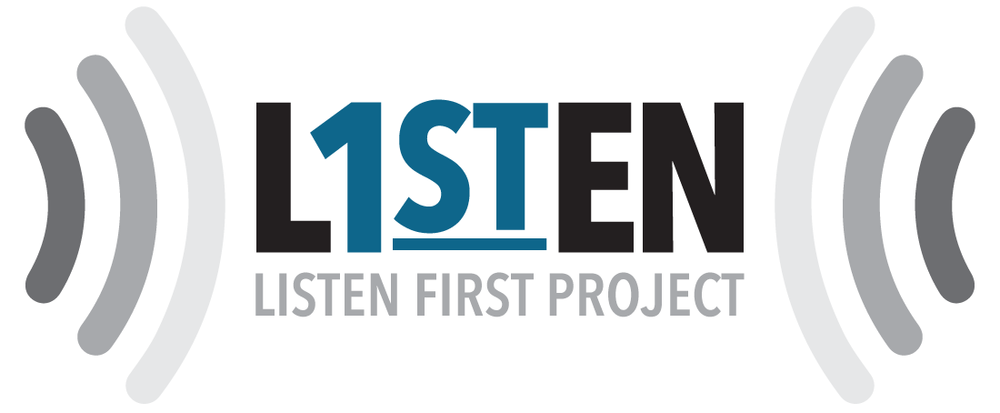 TIps to #listenfirst - Click here to learn about the movement mending the frayed fabric of America
