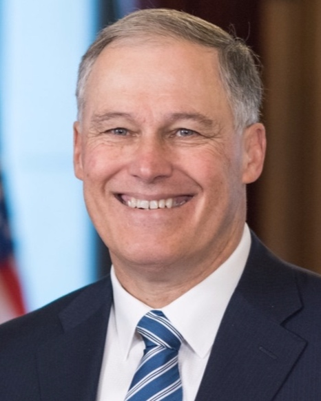 Jay Inslee - EMAIL: press@jayinslee.comPHONE: (206) 486-0563