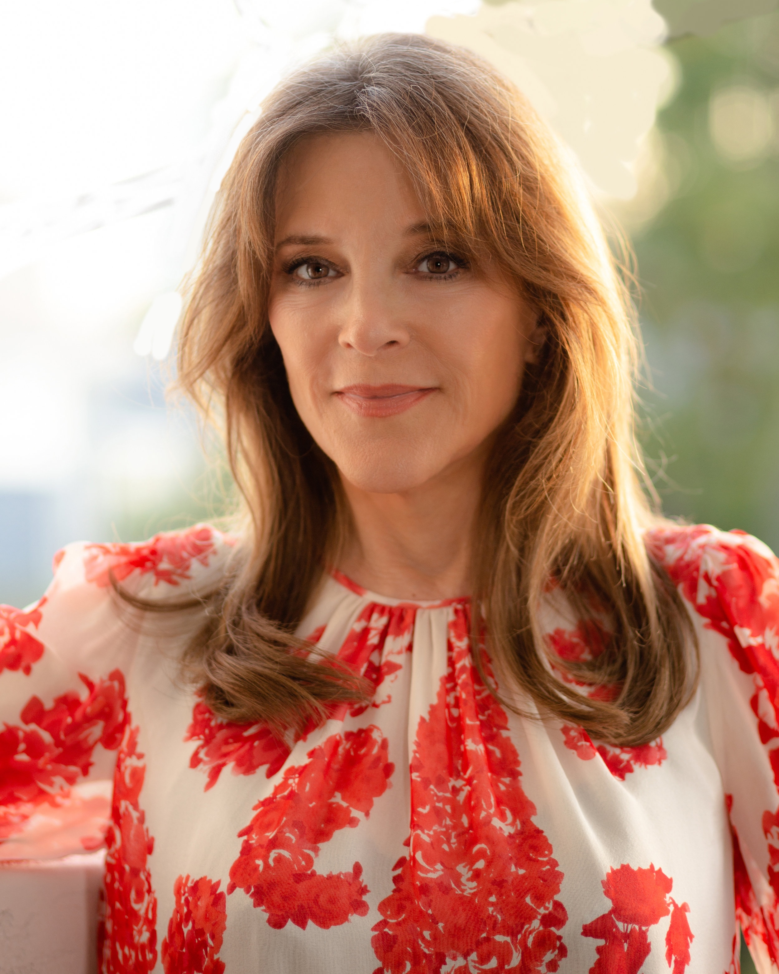 Marianne Williamson - EMAIL: contact@marianne.comPHONE: TBD
