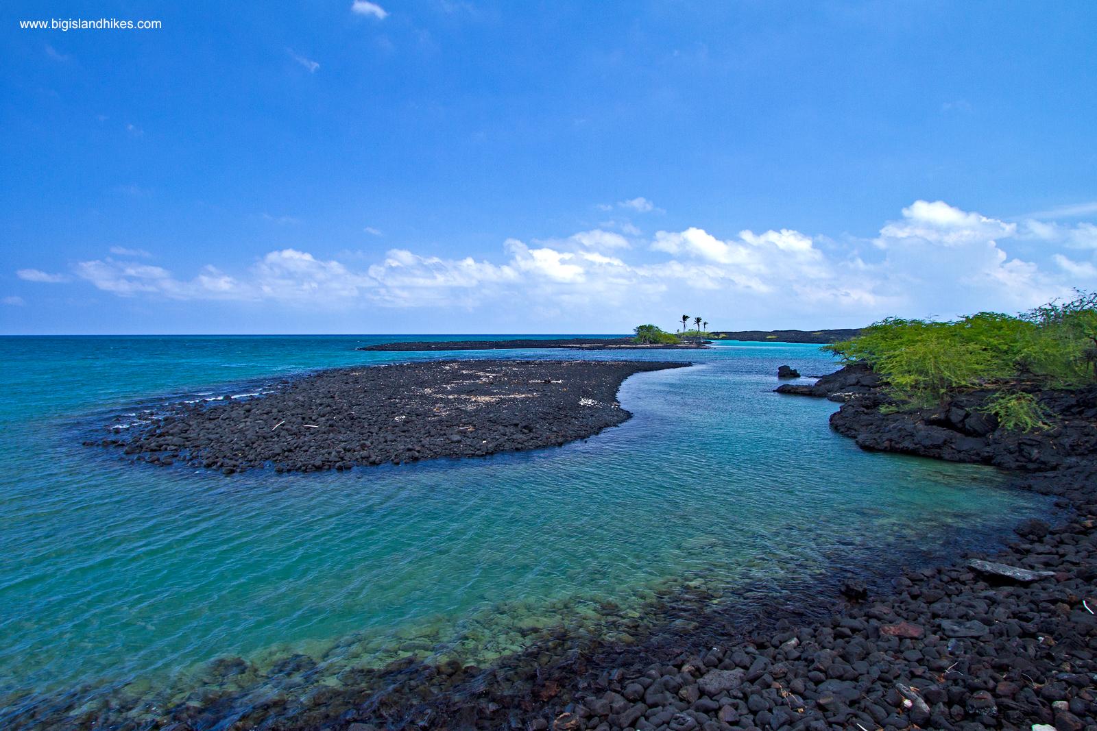 Wainanali'i lagoon