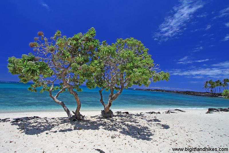 Mahai'ula Beach