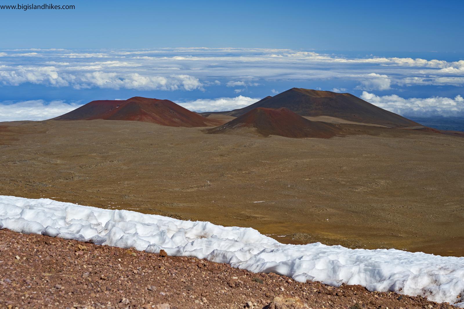 Mauna Kea Summit View
