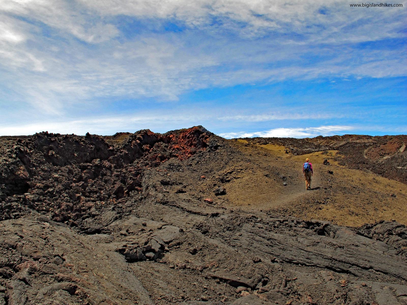 Hiking Mauna Loa