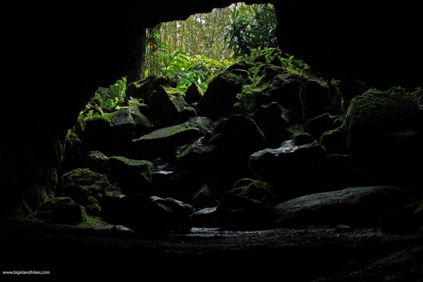 Kaumana Caves State Park