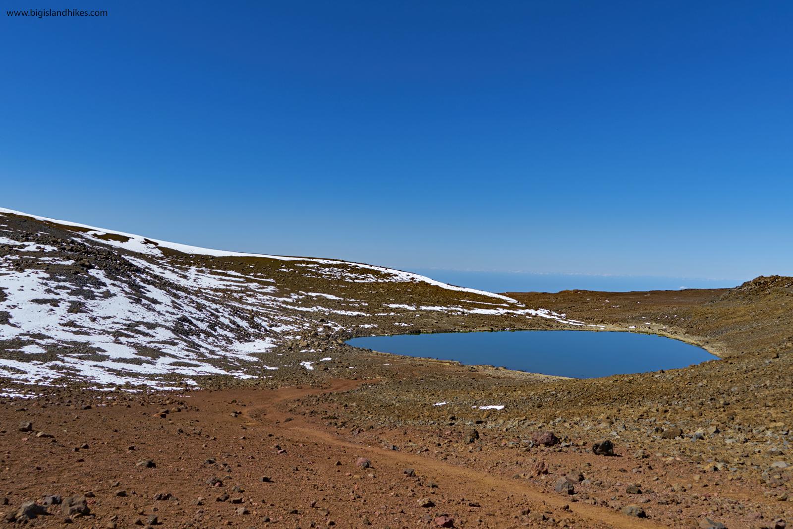 Lake Waiau - Mauna Kea