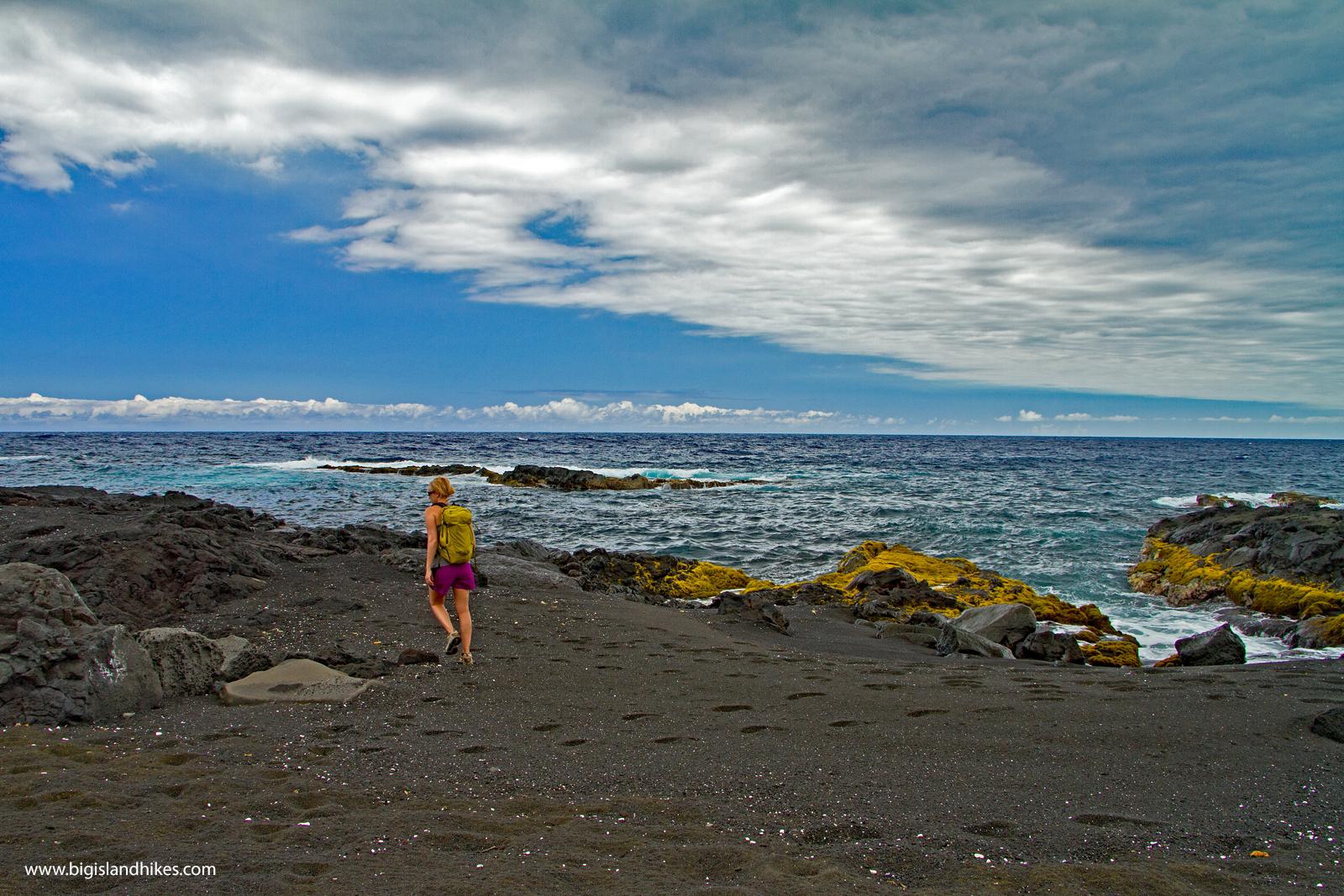 Punalu'u to Kamehame