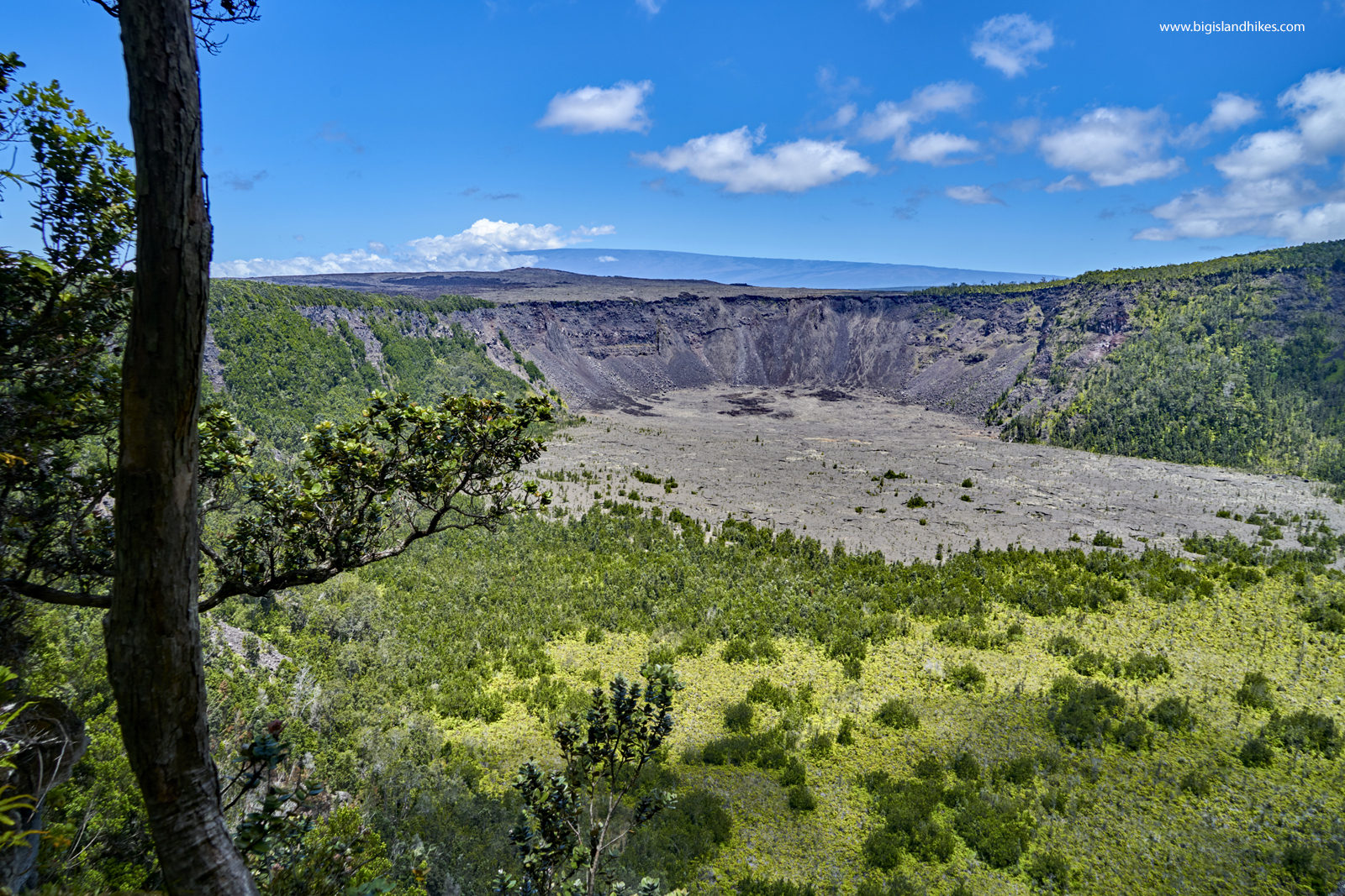 Makaopuhi Crater