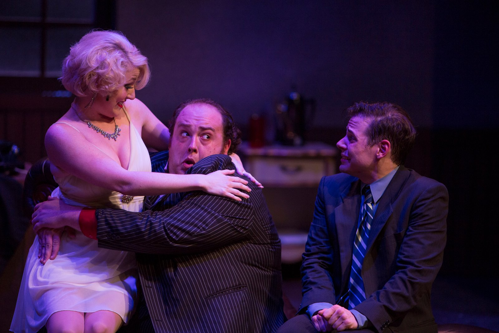 """Ulla  in """"The Producers"""""""