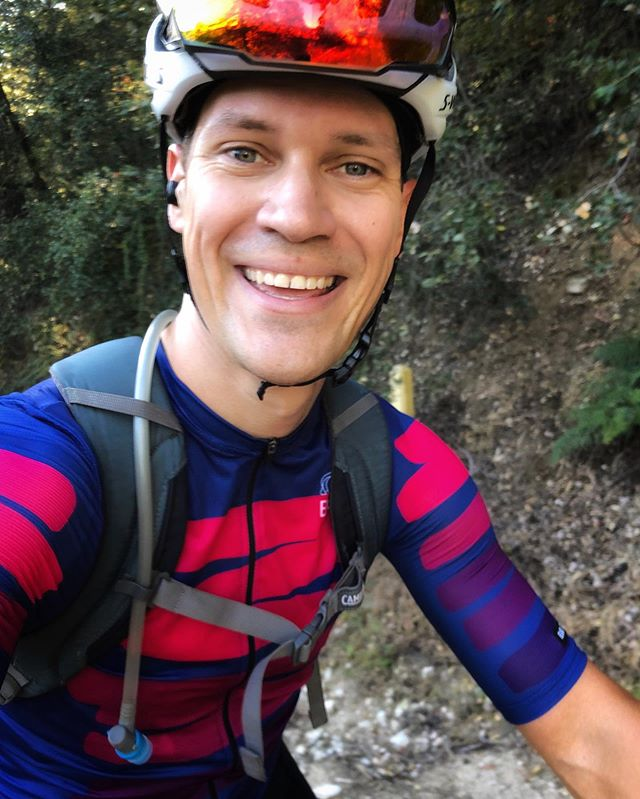 """I'm super excited to announce, and welcome Yodis, my new Scott Scale 27.5 hardtail mountain bike! I spent this morning climbing Mt. Wilson, which I'd highly recommend. A big shoutout to @dons_bicycles for getting me set up and helping me understand terms like """"lockout, dropper, plus tires, and slack."""" Stay tuned over the next few months to see some challenging multi-day bikepacking trips in California and Arizona. I may need @bigwheelcoaching to help make this new arena a success!  If you're a cyclist and needing to talk out a difficult transition in your life, I'd be honored to have a free consultation call with you! DM me or give me a call at my number on my profile page."""