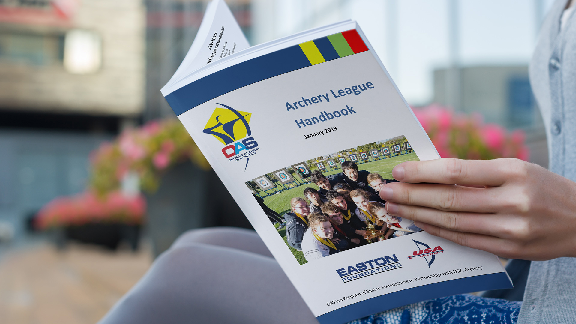 "OAS League Handbook - Be a ""Know it All"" - download and read the handbook"