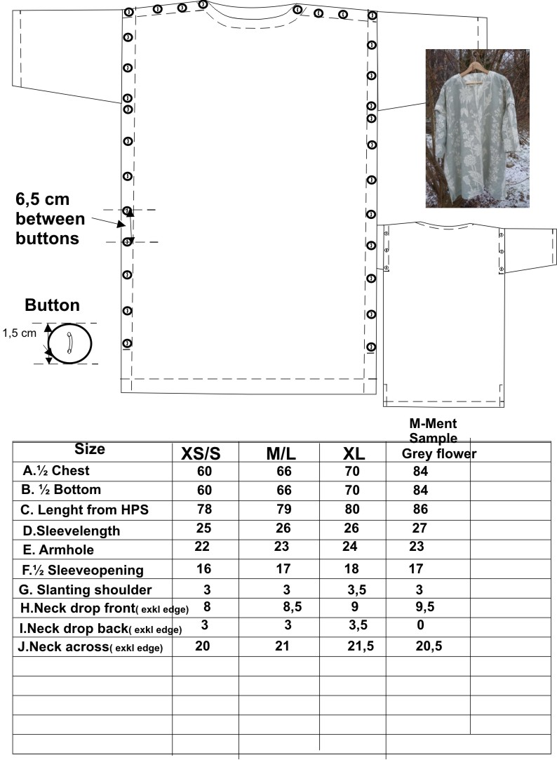 M-mentlist Easy Piece with buttons Grey flower.jpg
