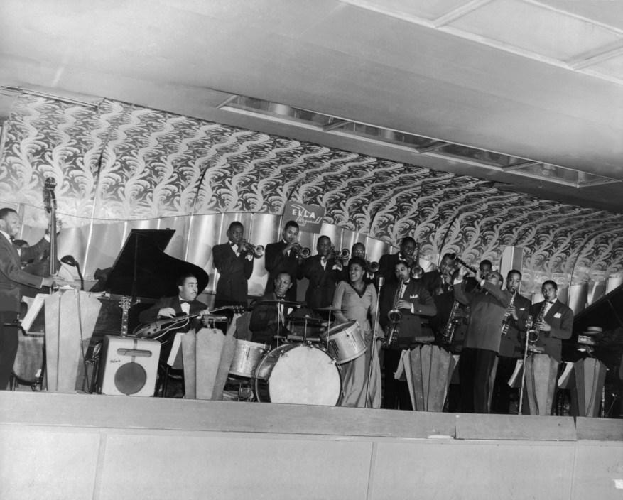 Ella Fitzgerald at The Savoy 1941