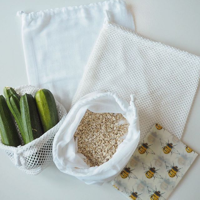 For those of you that have taken a look at our stories, you'll have seen the exciting new additions to our website! To make being environmentally friendly a little easier, we have these lovely muslin bags, net bags and beeswax wraps available on our website. They are all hand made by a local producer and are a great way to help cut down when it comes to plastic or paper bags as you can reuse them over and over again 🌱  The link is in our bio and they're all a real steal so head over for a look! . . . . . #natural #inspiration #fitfam #wellness #mealprep #granolalove #nature #sustainableliving #plasticfreeproducts #plasticfree #plasticfreeliving #biodegradable #ecofriendly #plasticfreelife #lesswaste #conciousliving #plasticfreeshopping #plasticfreeproducts #eco #granola #vegan #glutenfree #glutenfreegranola #lowsugar #lowsugargranola #refinedsugarfree #breakfast #healthybreakfast #nutritious #healthyeating