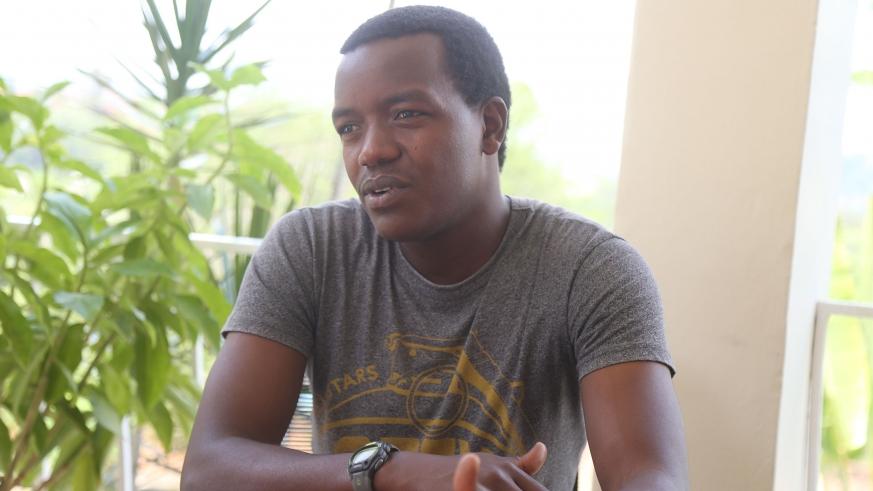 Hyppolite Ntigurirwa featured in NewTimes  read here
