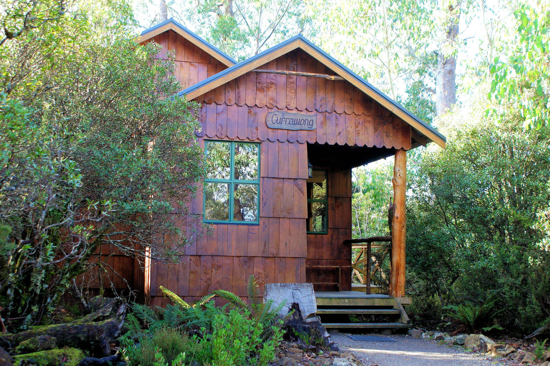 Cradle Mountain Highlanders - Forest View Two Bedroom