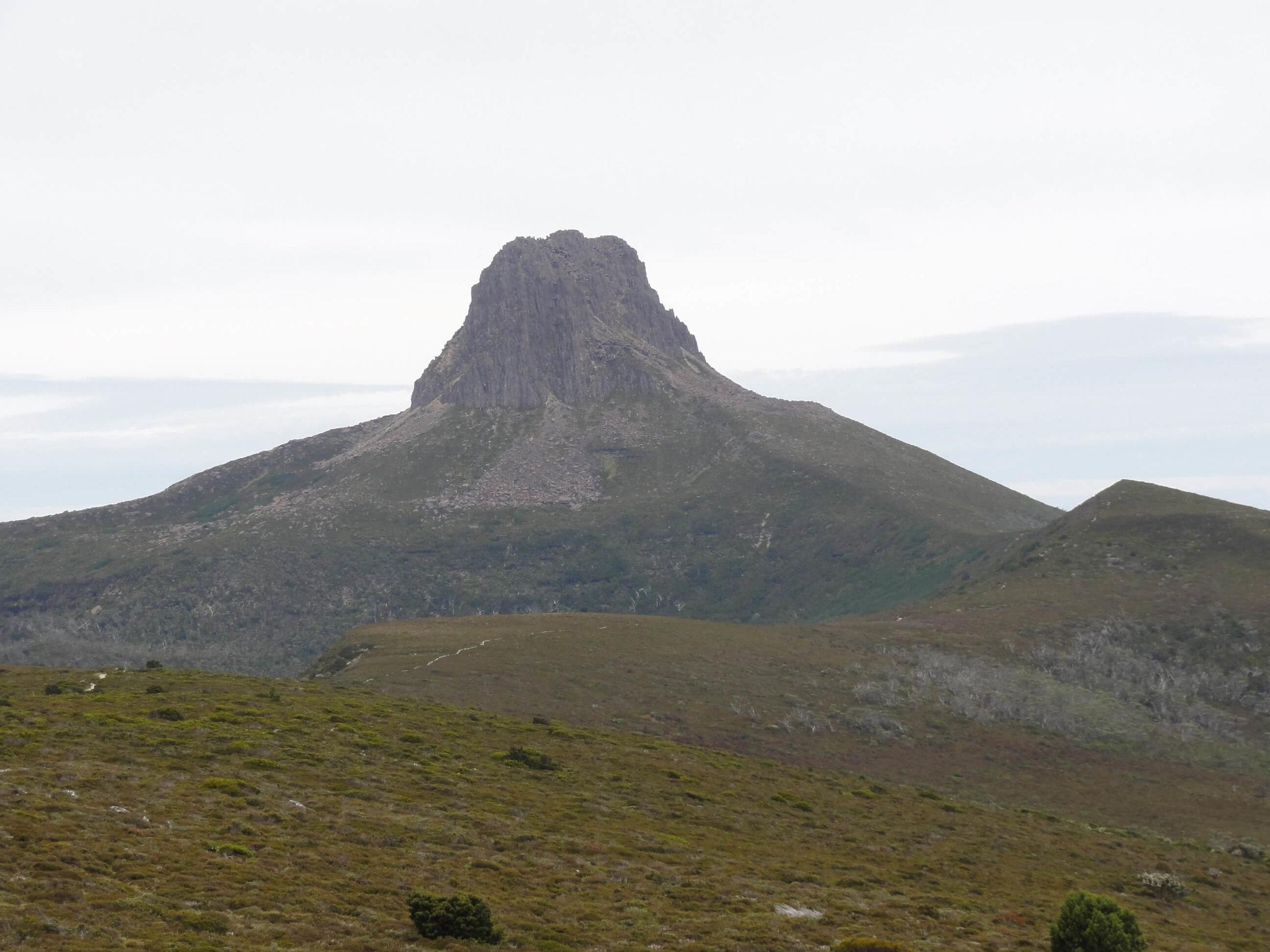 Cradle Mountain Highlanders - Barn Bluff