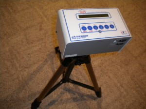 HomePro Home Inspections uses state of the art Radon Monitor