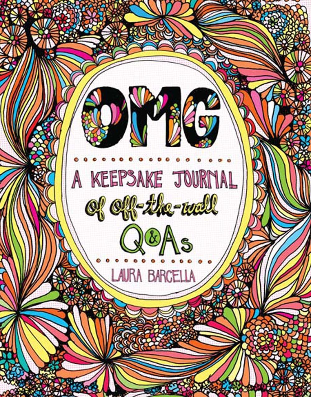 omg - A Keepsake Journal of Off-the-Wall Q&As(Sterling Children's Publishing, Jan. 2015)