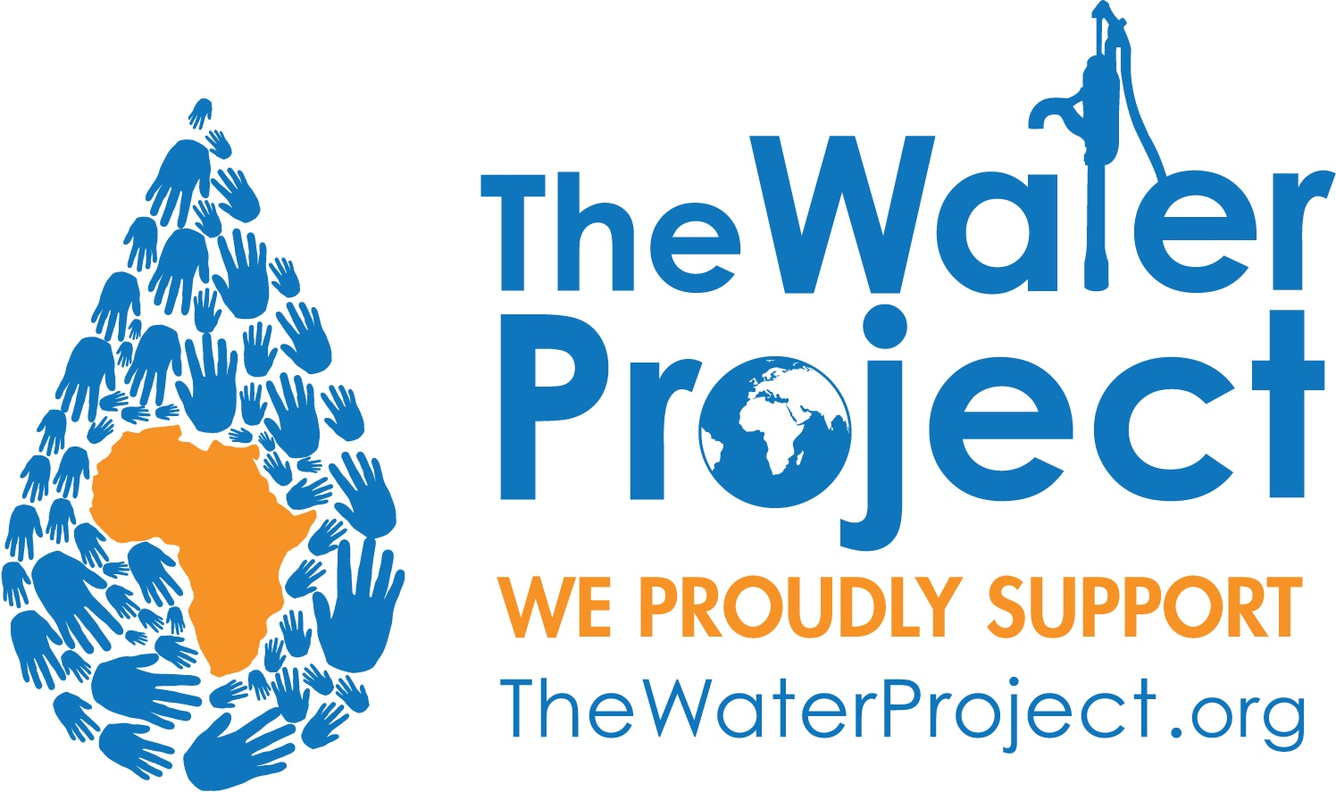 """The Water Project - """"The Water Project, Inc. is a 501(c)(3) non-profit organization unlocking human potential by providing reliable water projects to communities in sub-Saharan Africa who suffer needlessly from a lack of access to clean water and proper sanitation"""" (The Water Project)."""