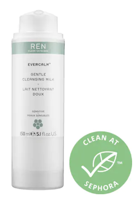 REN cleansing milk