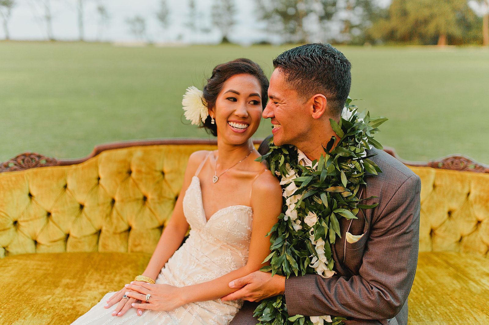 Hawaii Polo Club Wedding - Bride + groom 2_1.jpg