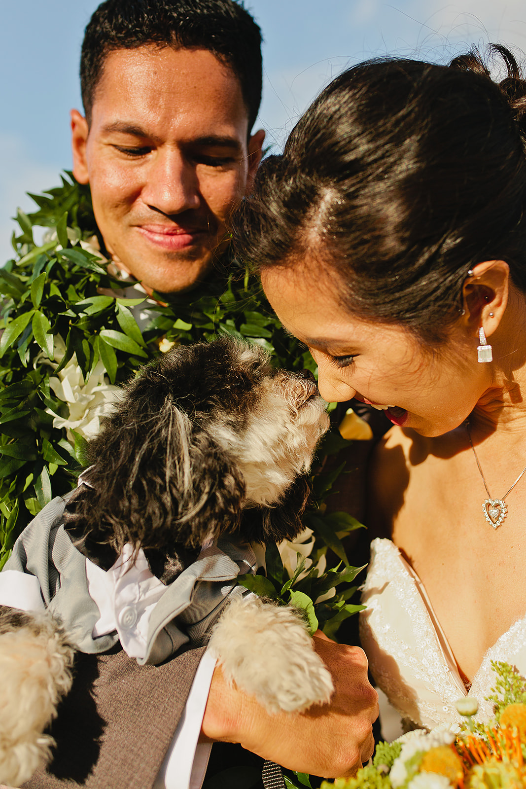 Hawaii Polo Club Wedding - Bride + groom 3_13.jpg