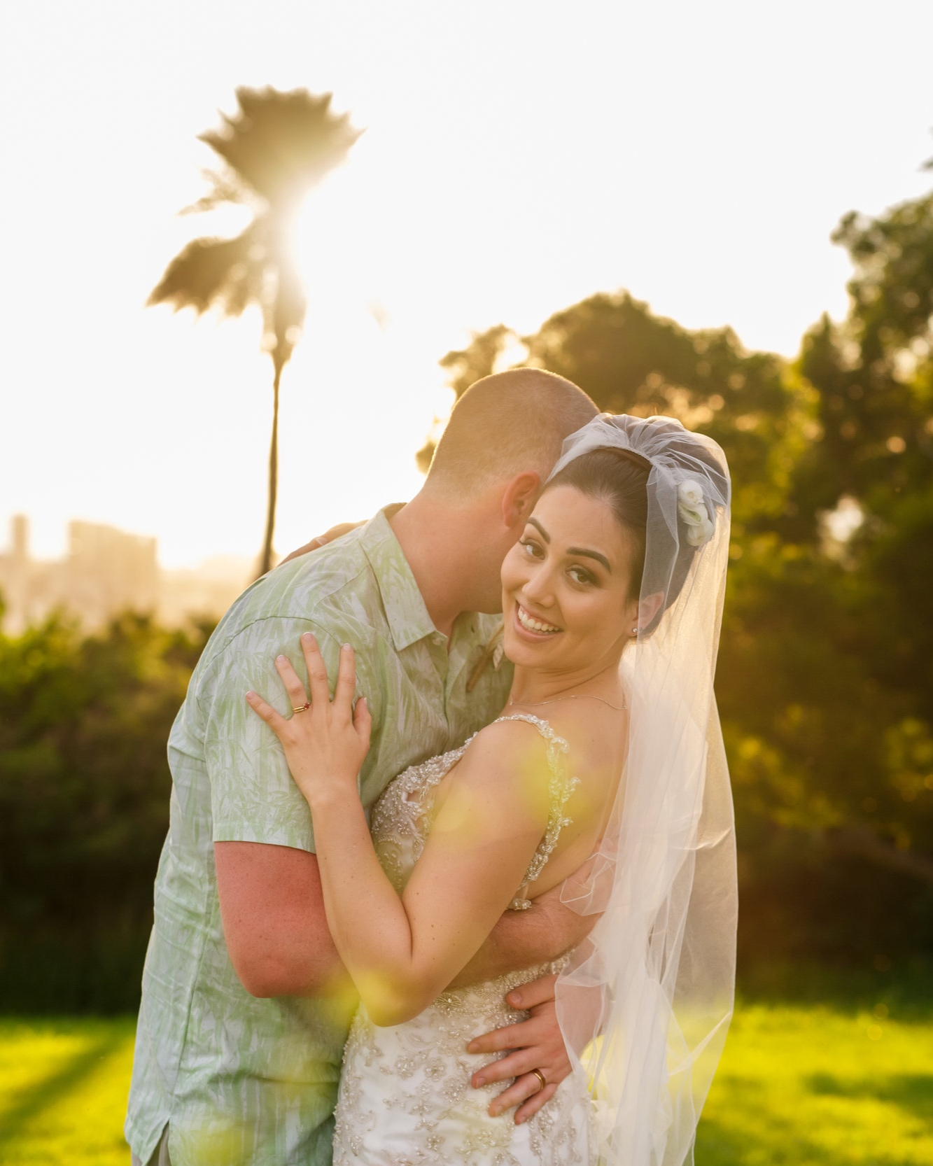 Casey & Garrett  | Nutridge Estate, Honolulu | February 2018 |  Tomas Demenis Photography