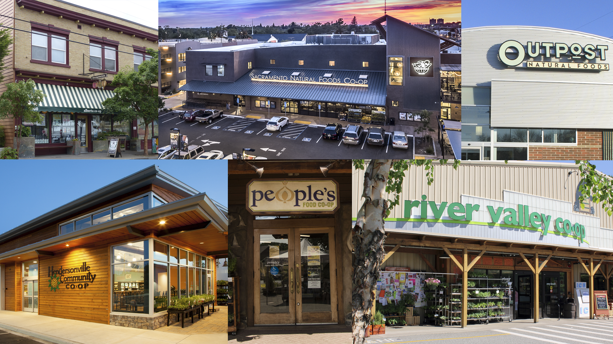 Food Co-op Directory — Grocery Story: The Promise of Food Co