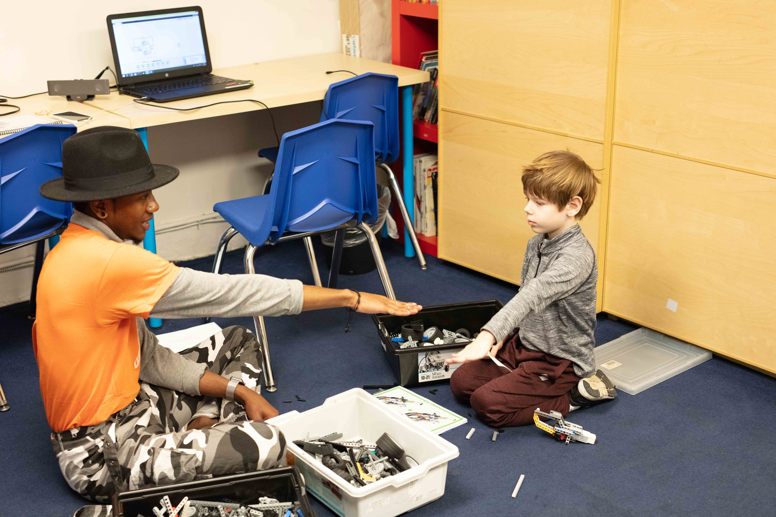 1. ROBOFUN TEACHER - As a RoboFun teacher, you will support kids as they design, code, create & troubleshoot LEGO→ robots, video games, web pages and stop motion animations. You will lead small after school clubs of 12 students or fewer on adventures they will never forget!