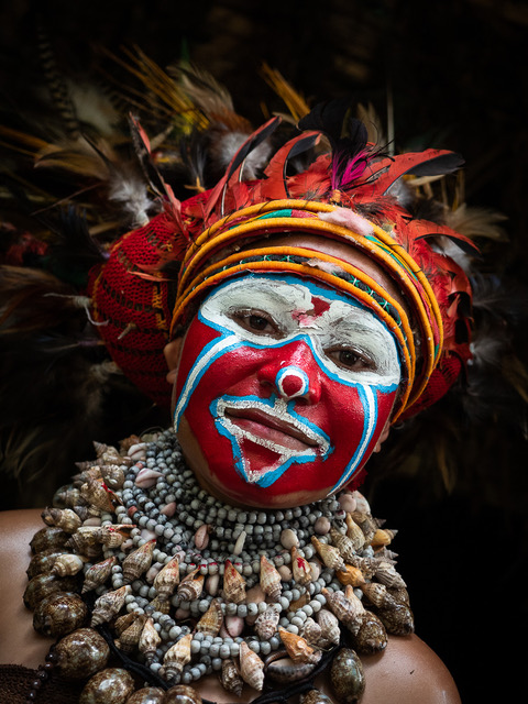 Papua New Guinea Woman
