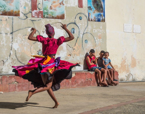 Cuban Dancer