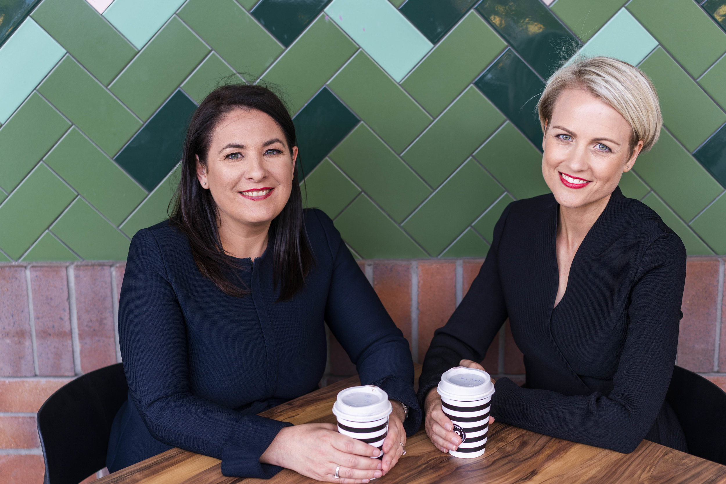 Louise O'Reilly and Erin Shaw - Brisbane Family Lawyers