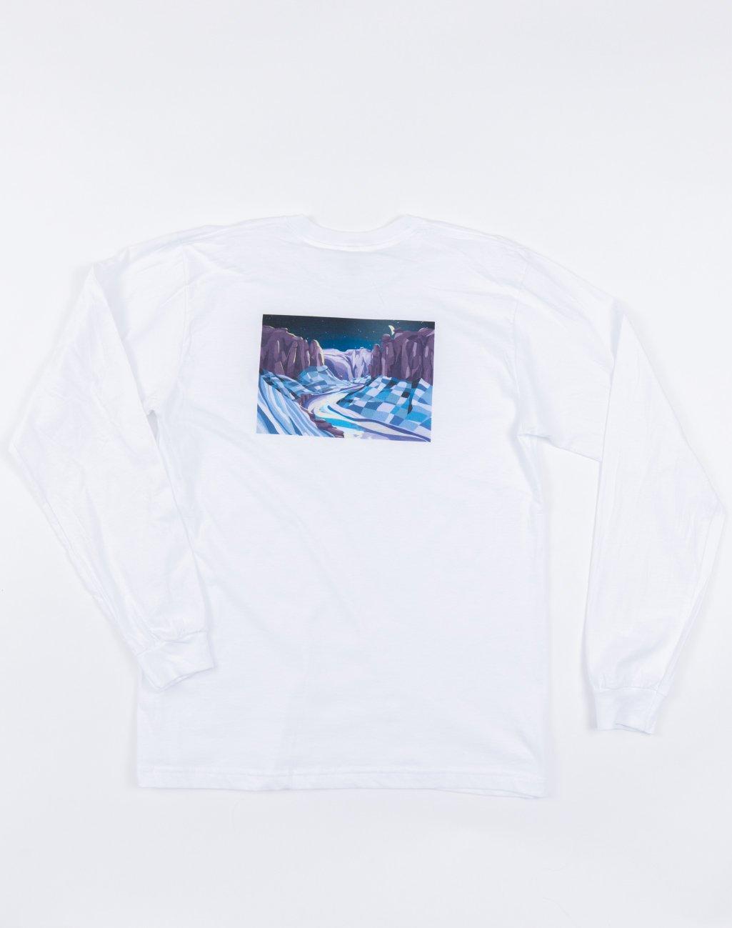 Bloom Shirt White Back.jpg