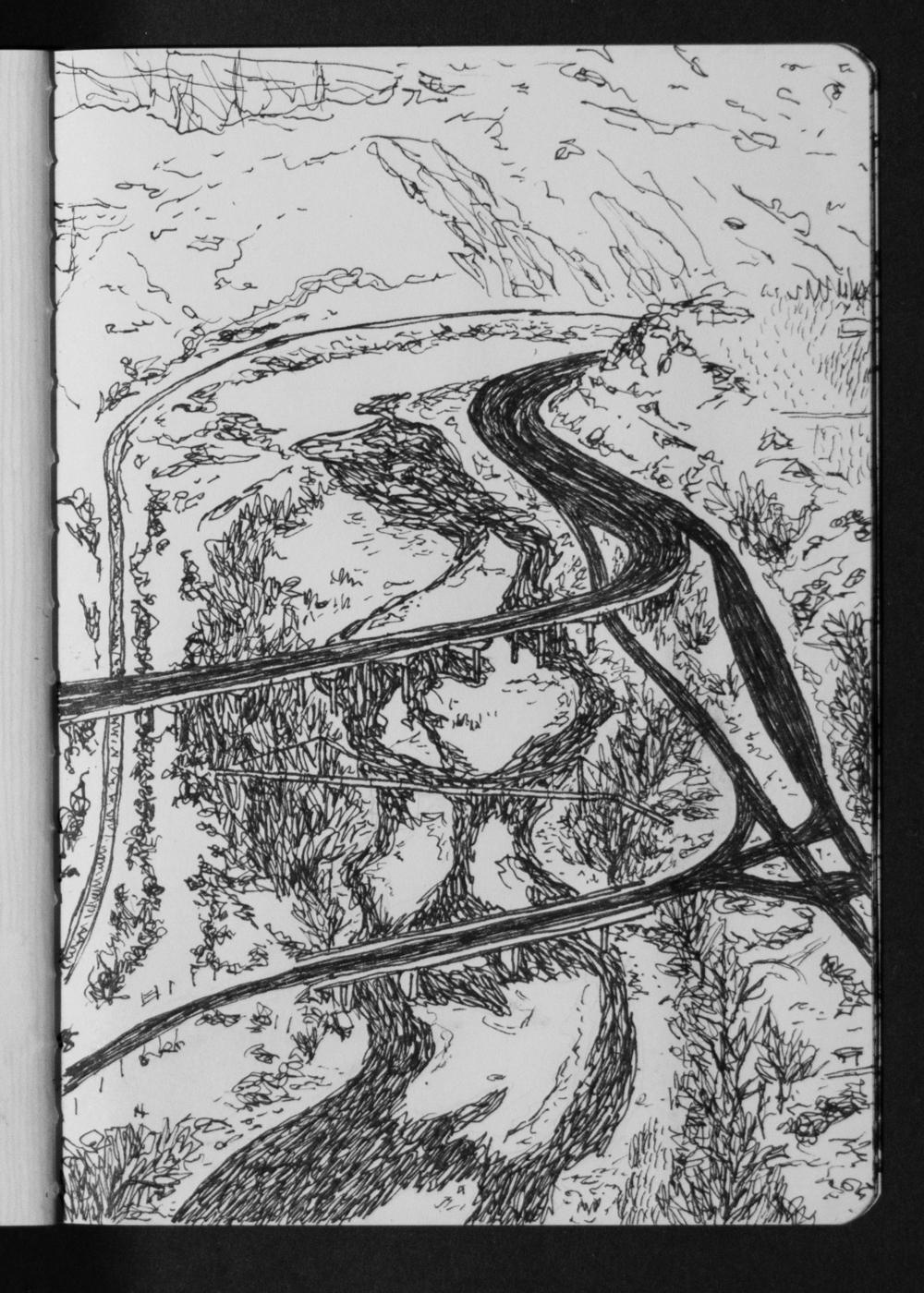 03-20 I70 Over the Colorado from Palisade Rim.jpg