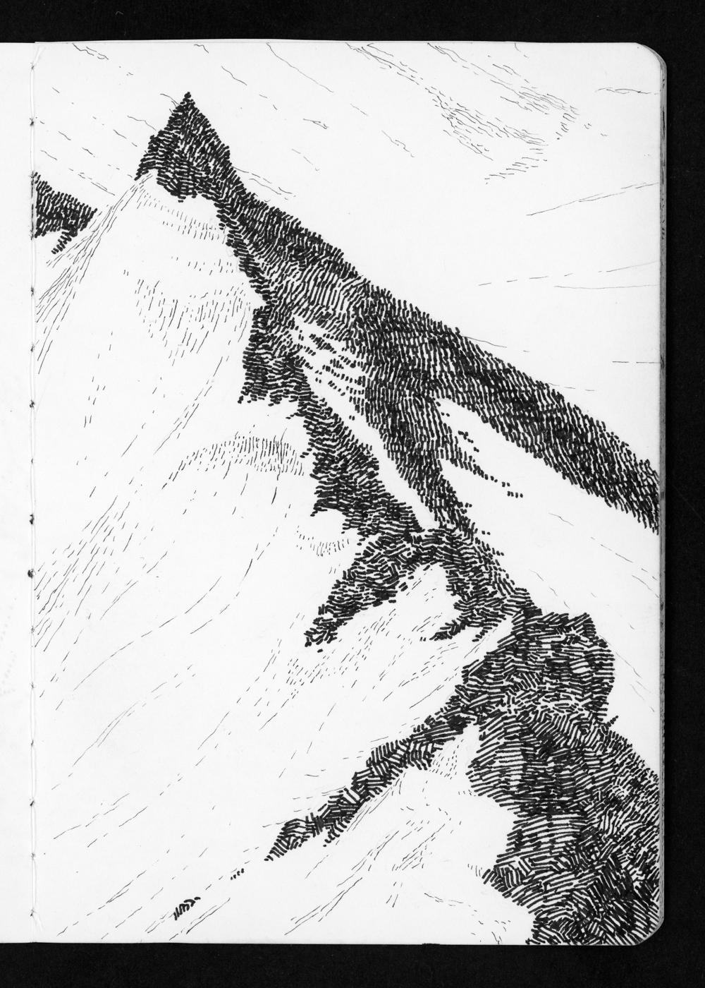 05-12 Ridgeline above McNeil Point.jpg