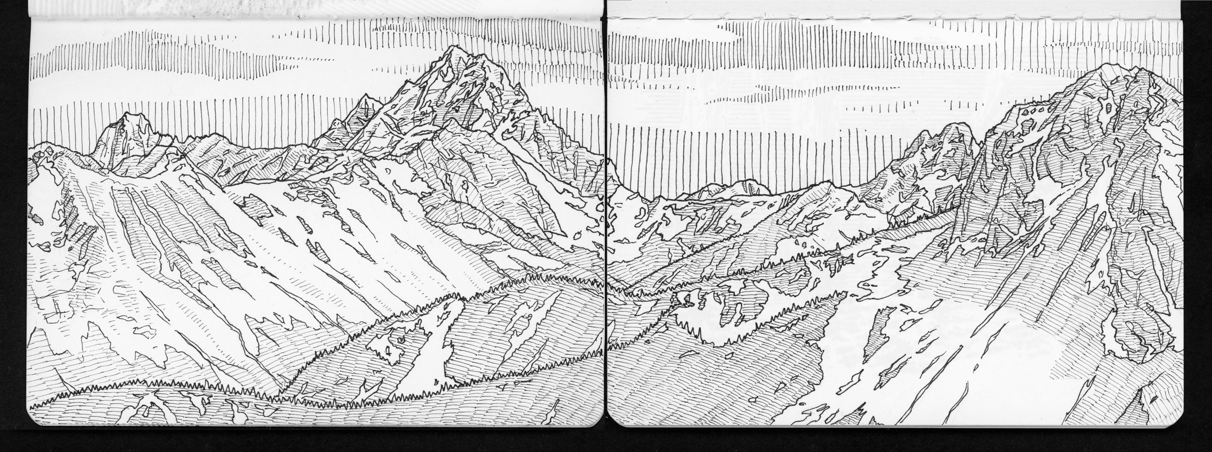 05-23 Stuart and Harding Mountain over Jack Creek Valley Pano.jpg