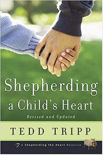 """Shepherding a Child's Heart"" by Tedd Tripp - A must of for any parent, grandparent, or parent to be. Tedd Tripp highlights the purpose of childrearing to be an effort to raise a new generation of God-fearers and the method to target the heart rather than exterior behavior only."