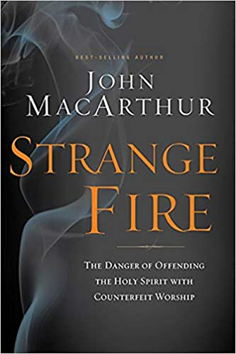 """Strange Fire"" by John Macarthur - This book evaluates the dangers of the charismatic movement within the church against the clear commands of Scripture. A very helpful resource in understanding what is acceptable worship and what is ""strange fire"" before the Lord."