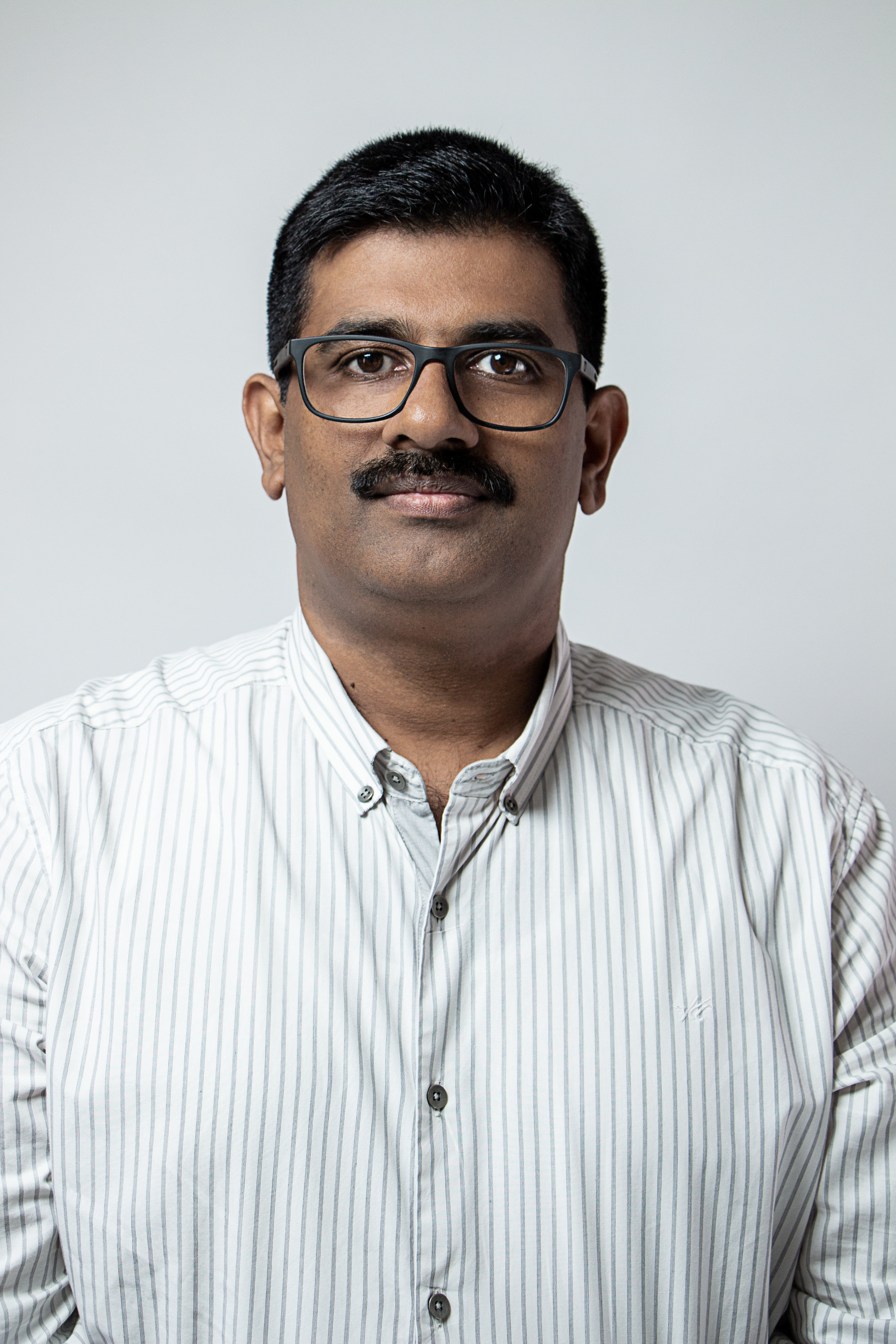 Binu Mathew - Distribution Manager