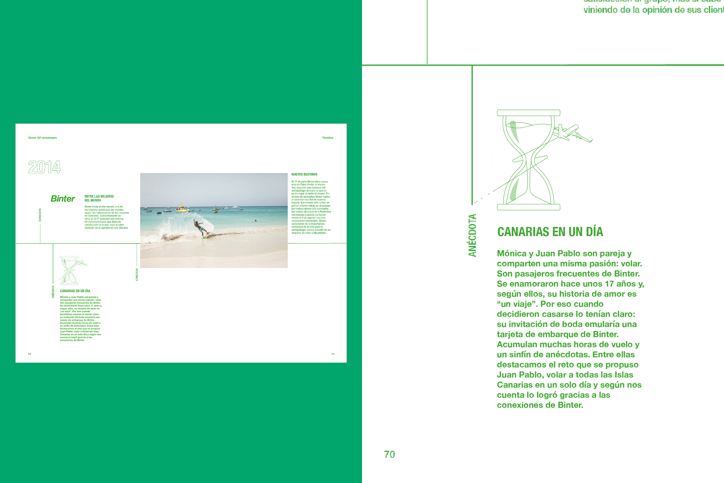 Editorial Design by  Great