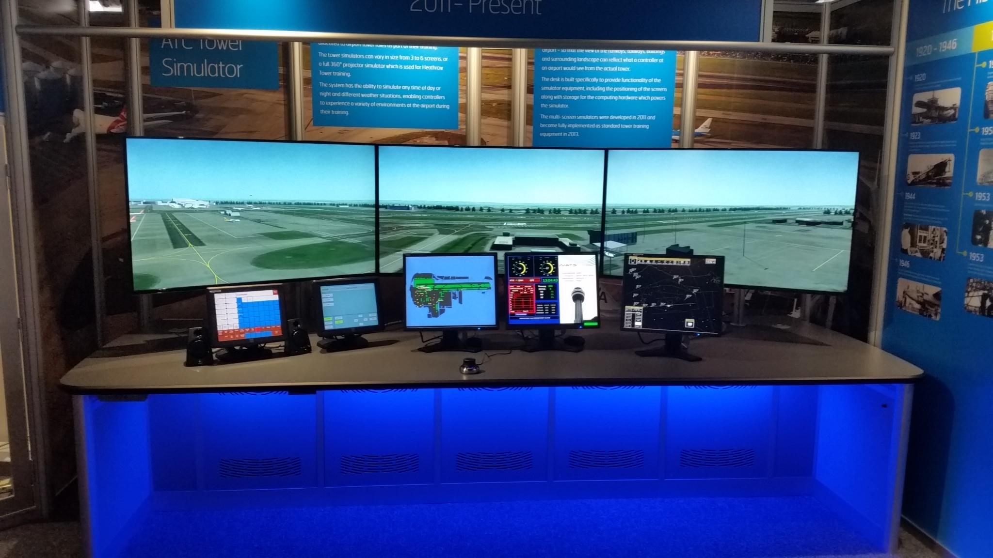 Air Traffic Control -